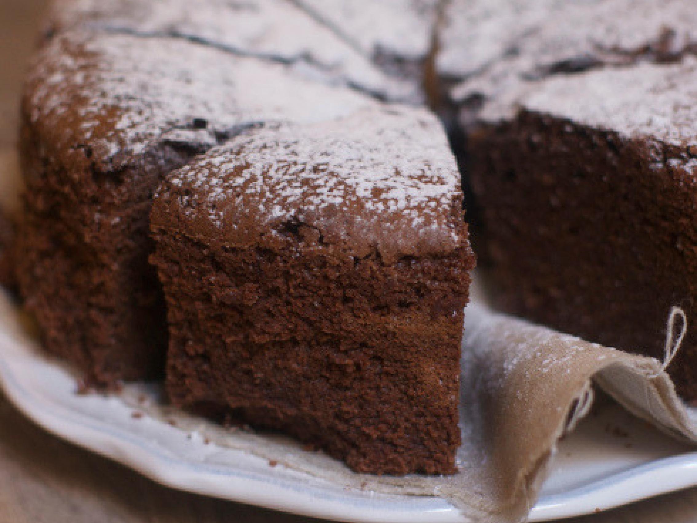 recette du gâteau au chocolat grand mere