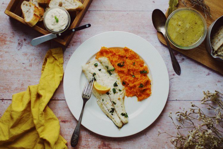 pavillon france : 3 recettes pour cuisiner le mulet en mode zéro déchet - Recettes de Poisson faciles