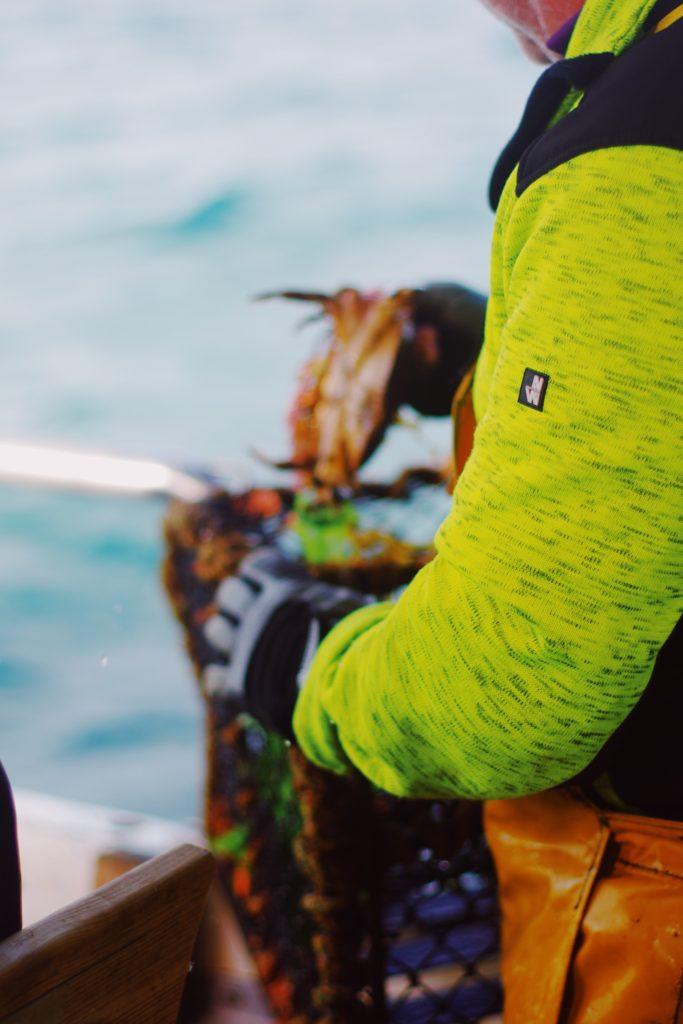 Soirée de pêche avec Joël à Noirmoutier, découverte de la pêche à la ligne et aux casiers
