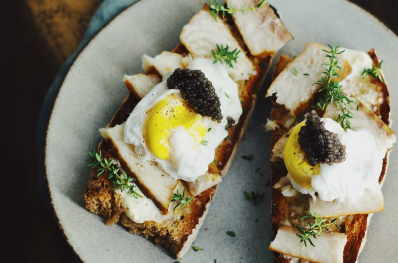 3 recettes pour cuisiner le caviar