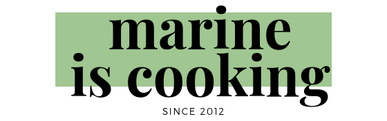 Marine is Cooking