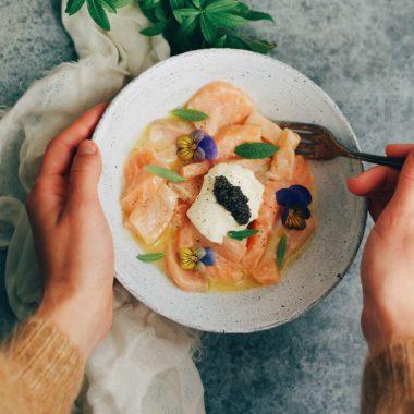 comment cuisiner le caviar avec 3 recettes