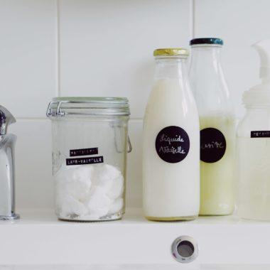 comment faire ses produits ménagers maison