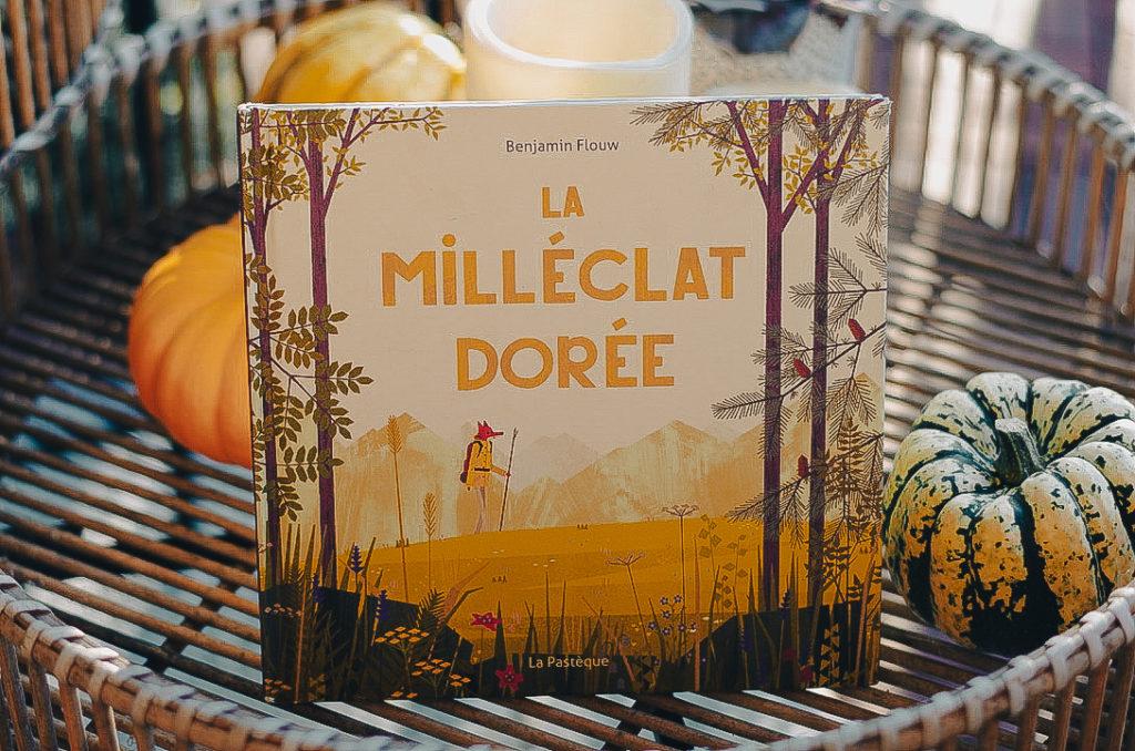 livres enfant automne - milléclat doré
